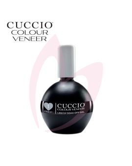 1) Cuccio Veneer LED/UV - Treatment Soak Off Gel Prep Treatment 75ml