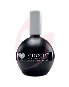 Cuccio Veneer LED/UV - Treatment Soak Off Gel Top Coat Treatment 75ml