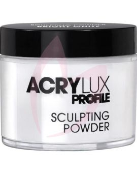 Acrylux Sculpting Powder 45g (Bright White)