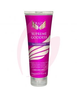 Crazy Angel Tan Extending Body Moisturising 250ml