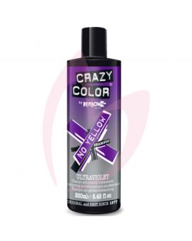 Crazy Color Shampoo - Ultra Violet No Yellow 250ml