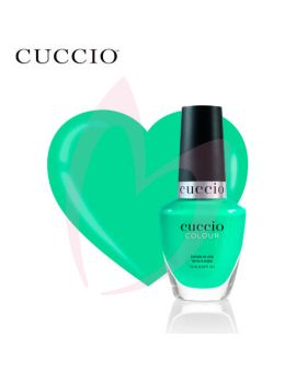 Cuccio Colour - Aquaholic 13ml Heatwave Collection