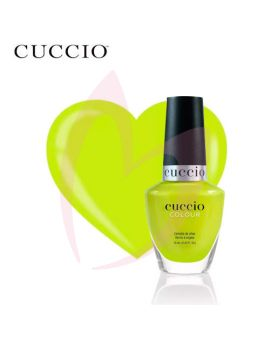 Cuccio Colour - Seriously Celcius 13ml Heatwave Collection