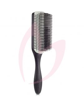 Denman D4N Noir Classic Large Heavy Styling Brush (9 Row)
