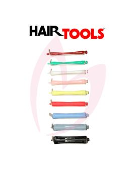Hair Tools Perm Rods - Orange-Red 9mm