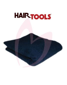 Hair Tools Towels Navy Blue (12 pk)