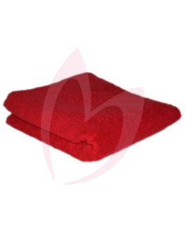 Hair Tools Towels Raunchy Red (12 pk)