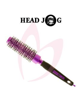Head Jog 87 Ionic Radial Brush (25mm) Purple