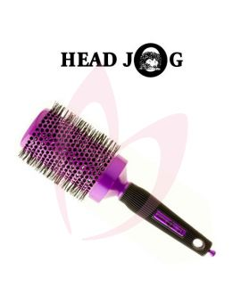 Head Jog 91 Ionic Radial Brush (60mm) Purple