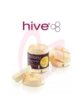 Hive Options 'Sensitive Hot Film' Wax Discs 250g (5 x 50g)