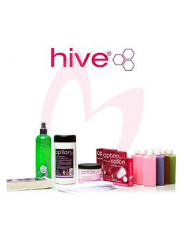 Hive Options Roller Waxing Accessory Pack