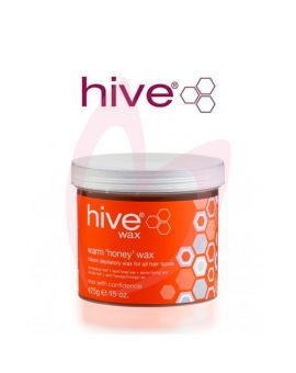 Hive Options Warm 'Honey' Wax 425g