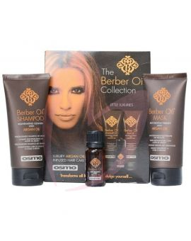 Osmo Berber Oil Little Luxuries Pack With Argan Oil