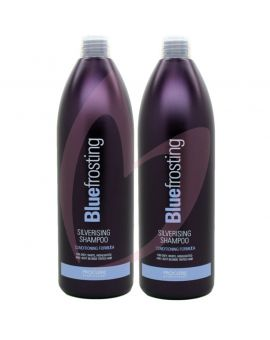 Proclere Blue Frosting Silverising Shampoo 1000ml Twin Pack