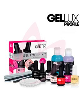Salon System Gellux Gel Polish Kit