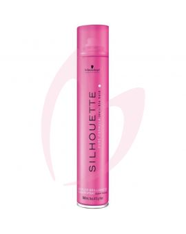 Schwarzkopf Silhouette Color Brilliance Super Hold Hairspray 500ml