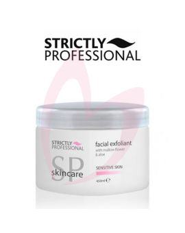 Strictly Professional Facial Exfoliant with Mallow Flower 450ml