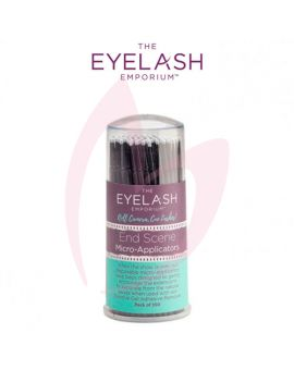 The Eyelash Emporium End Scene Micro Applicators Pack Of 100