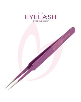 The Eyelash Emporium On-Point Straight Tweezer