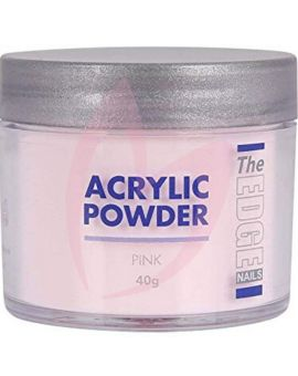 The Edge Acrylic Powder Pink 40g