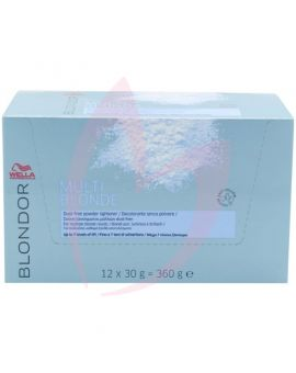 Wella Blondor Multi Blonde Lightening Powder Sachets 30g (Box 20)