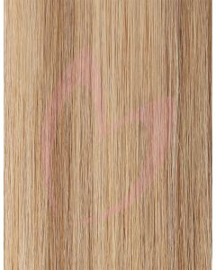 """20"""" Beauty Works (Celebrity Choice) 1g Flat Tip - #Biscuit Balayage x50"""