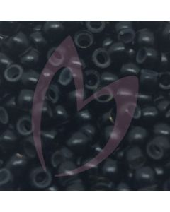 Silicone Lined Nano Beads x100 Black