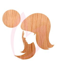 "22"" Deluxe Weft *18 Honey Blonde"