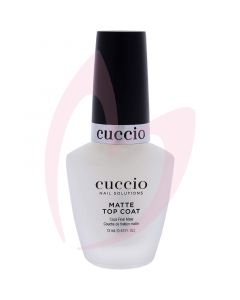 Cuccio Colour - Matte Top Coat 13ml