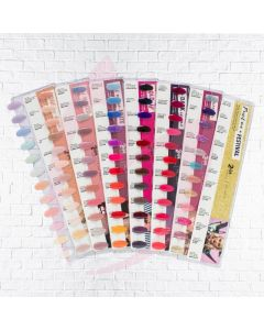 2AM - All Collections Colour Nail Chip Palettes 7 Pcs