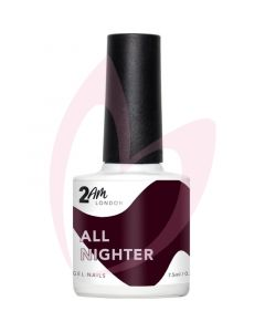 2AM London Gel Polish - All Nighter 7.5ml