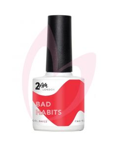 2AM London Gel Polish - Bad Habits - 7.5ml