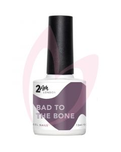 2AM London Gel Polish - Bad To The Bone 7.5ml