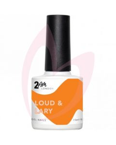2AM London Gel Polish - Loud & Lary 7.5ml
