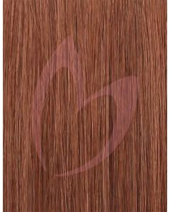 """20"""" Beauty Works (Celebrity Choice) 1g Flat Tip - #30 Amber x50"""