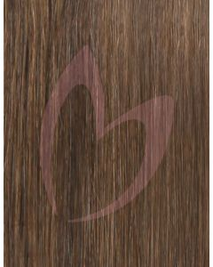 "18"" Beauty Works (Celebrity Choice) 1g Flat Tip - #4/6 Chocolate x50"