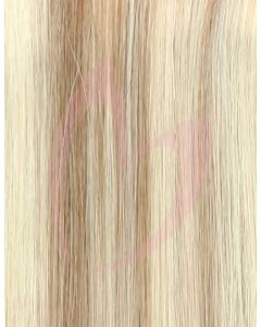 "20"" Beauty Works (Celebrity Choice) 1g Flat Tip - #613/18 Champagne Blonde x50"