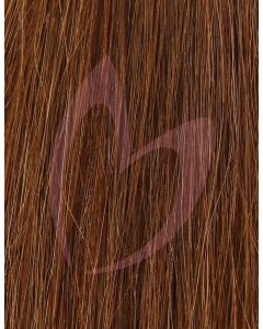 "18"" Beauty Works (Celebrity Choice) 1g Flat Tip - #6 Caramel x50"