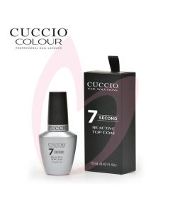 Cuccio Super 7 Second Top Coat 13ml