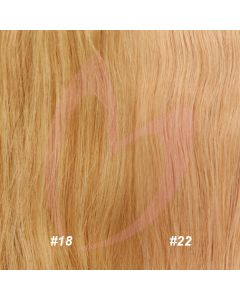 "12"" Clip-in Hair *18 / 22 (BLONDE MIX)"