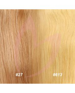 "12"" Clip-in Hair *27 / 613 (BLONDE MIX)"