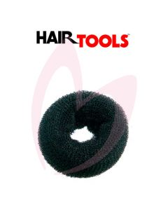 Hair Tools Bun Ring (Medium) Black