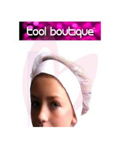 (Tool Boutique) Headband Net Crown