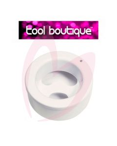 (Tool Boutique) Manicure Bowl White