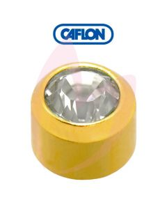 Caflon Gold Regular (April) Birth Stone Pk12