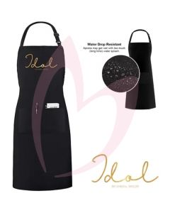 Idol by Cheryl Taylor Adjustable Bib Apron