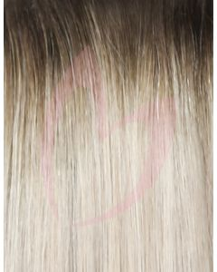 "18"" Beauty Works (Celebrity Choice) 1g Flat Tip - #Arctic Blonde x50"