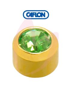 Caflon Gold Regular (August) Birth Stone Pk12