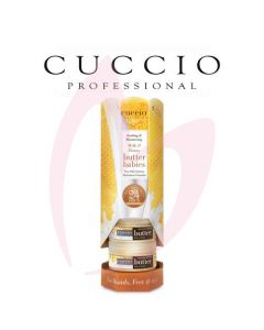 Cuccio Naturale - Milk & Honey Baby Butter Tower (6 Pcs)