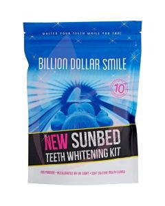 Billion Dollar Smile UV Teeth Whitening Kit (2019)
